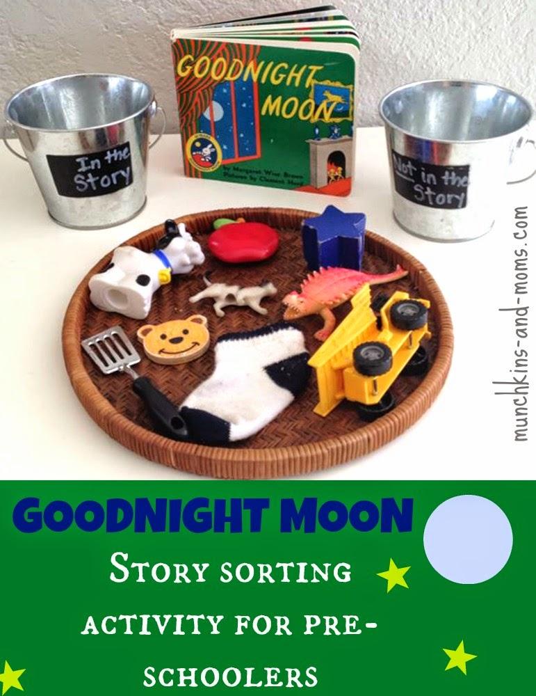 Goodnight moon activity