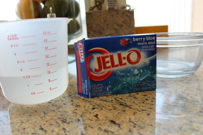 jello supplies
