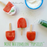 "Mini Watermelon ""Popsicles"""