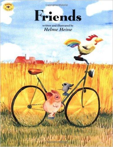 Preschool friendship unit ideas