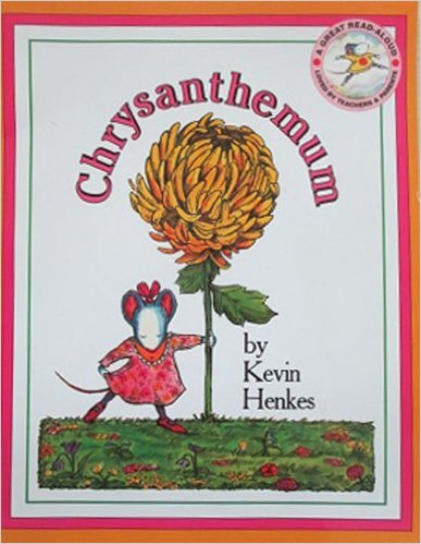 Chrysanthemum and other tips and books about respecting our friend's names.