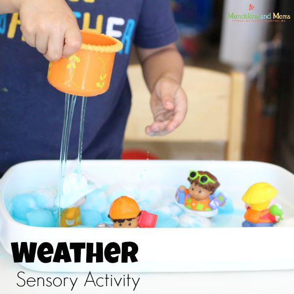 Weather-sensory-activity