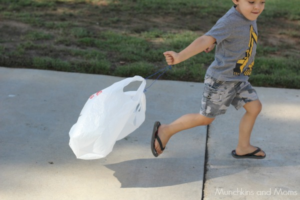 plastic bag kite-2