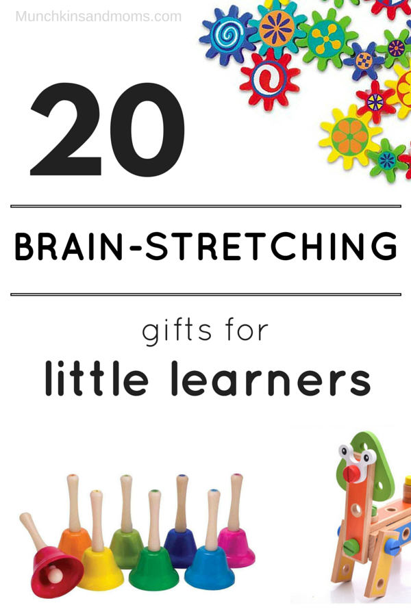 20 BRAIN-STRETCHING Gifts for Little Learners