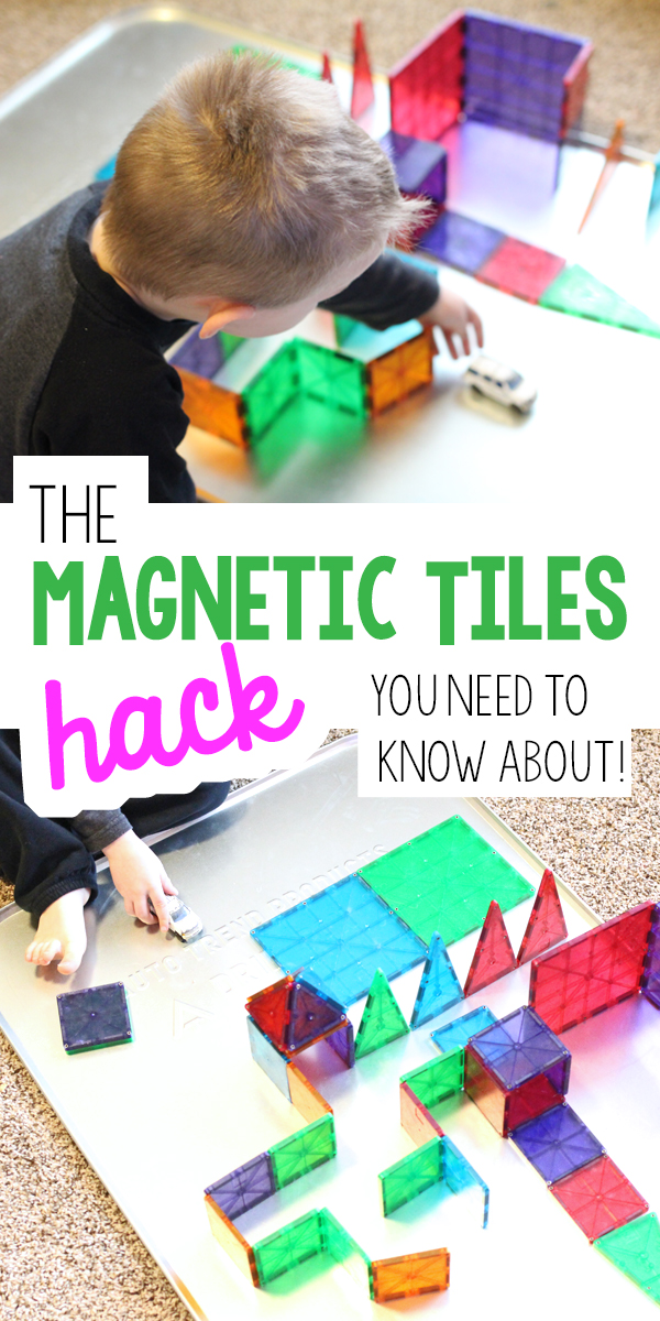 The magnetic tiles hack you need to