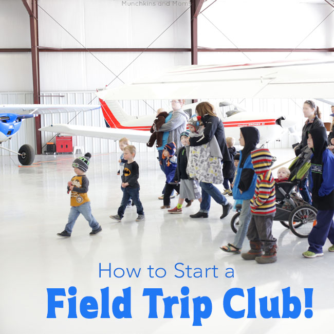 This is a brilliant idea! Our kids don't go on field trips in school anymore. This mom teaches how to get with a group of other parents to make your own after school/ weekend field trip club!