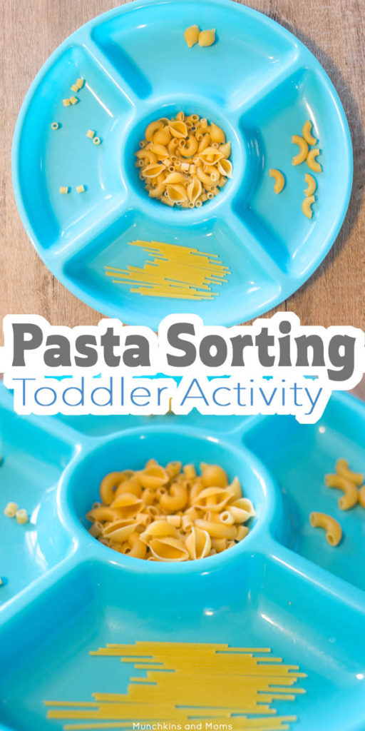"Need a quick activity to keep you sane during the ""witching hour""? This pasts sorting activity is perfect!"
